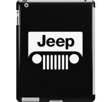JEEP Face iPad Case/Skin