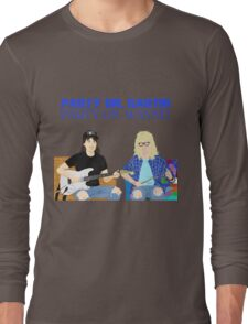 WAYNE'S WORLD - Party On! Long Sleeve T-Shirt