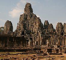 Angkor Wat by docnaus