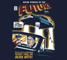 Biff's Future Stories by kal5000