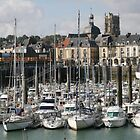 French port by Juliangreenwood