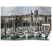 French port Poster