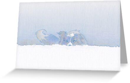 snowborder by laureliz
