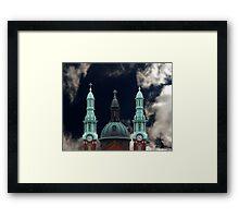 Mother of God Church Ky Framed Print