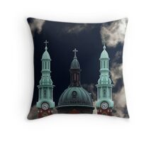 Mother of God Church Ky Throw Pillow