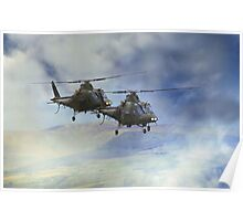 """Agusta Choppers"" Poster"