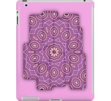 Pink 'n' Purple Panel iPad Case/Skin
