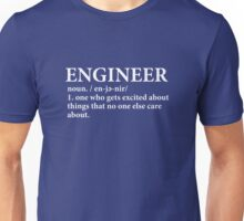 Engineer Definition T-shirt Unisex T-Shirt