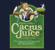 Master Sokka's Cactus Juice One Piece - Long Sleeve