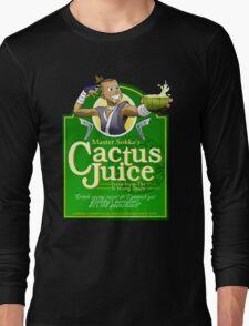 Master Sokka's Cactus Juice Long Sleeve T-Shirt