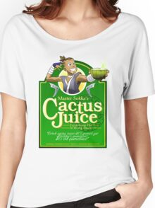 Master Sokka's Cactus Juice Women's Relaxed Fit T-Shirt
