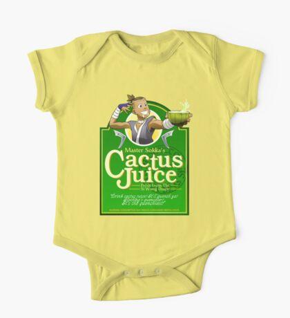 Master Sokka's Cactus Juice One Piece - Short Sleeve