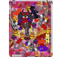 Black Kiss iPad Case/Skin