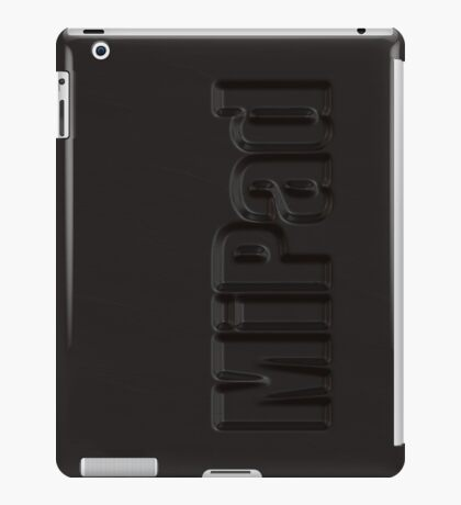 MiPad Case Embossed Leather iPad Case/Skin