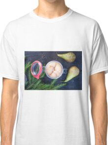 Jar full of pickled pears Classic T-Shirt