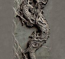 Raised Dragon by GSakamoto