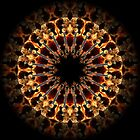 Flame Guitar Kaleidoscope 01 by fantasytripp