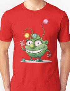 Good-natured Green Monster T-Shirt