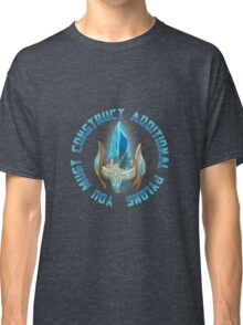 You must construct additional pylons Classic T-Shirt