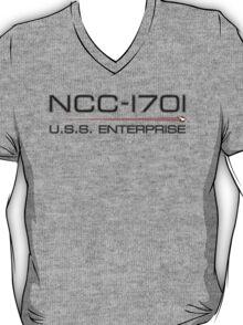 ST Registry Series - Enterprise Alternate Logo T-Shirt