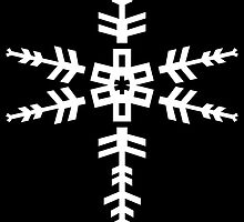 Snowflake by LiliFRobinson