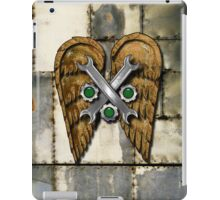 Steam Angel iPad Case/Skin
