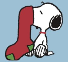 snoopy christmas by woodgood
