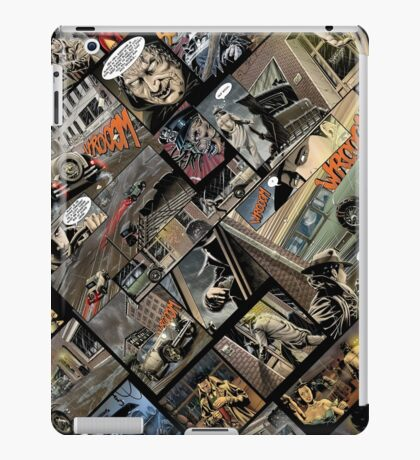 Vintage comics iPad Case/Skin