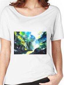 Fall Women's Relaxed Fit T-Shirt