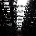 UNDER THE L TRACKS by Spiritinme