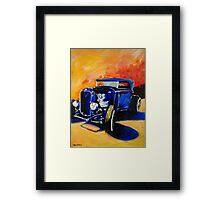 '32 Ford Flathead' Street Rod Framed Print