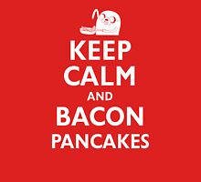 Keep Calm and Bacon Pancakes Unisex T-Shirt