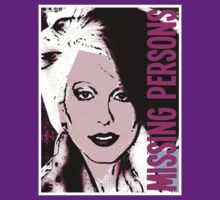 DALE BOZZIO-MISSING PERSONS by OTIS PORRITT