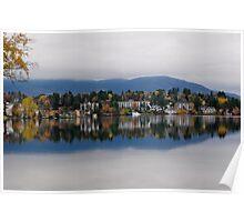 Mirror Lake (New York) Poster