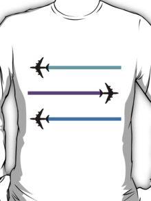 planes pattern T-Shirt