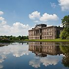 Lyme Hall Reflected by Jon Bradbury