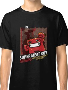 Super Meat Boy for NES Classic T-Shirt