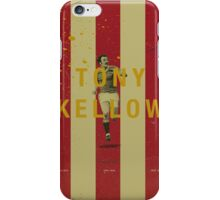 Tony Kellow - Exeter City iPhone Case/Skin