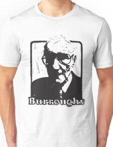 William S Burroughs Unisex T-Shirt