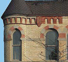 Turret Port Huron Michigan by marybedy