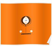 South Park Orange Boy Poster