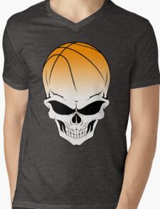 think basket ball  Mens V-Neck T-Shirt