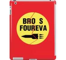 Bro s Foureva iPad Case/Skin