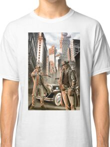 The detectives from other worlds Classic T-Shirt