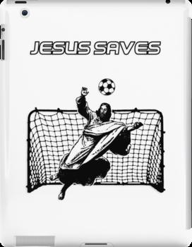 Jesus Saves by rudeboyskunk