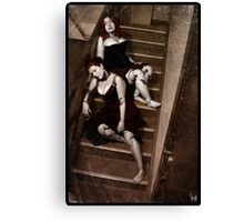 Doll Photography Series 001 Canvas Print