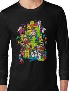 LSD Color Long Sleeve T-Shirt