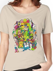 LSD Color Women's Relaxed Fit T-Shirt