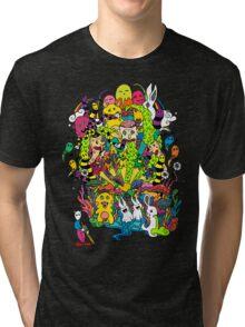 LSD Color Tri-blend T-Shirt