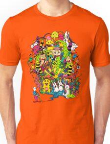 LSD Color Unisex T-Shirt